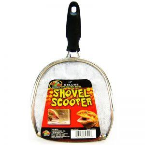 ZooMed Deluxe Stainless Steel Shovel Scooper