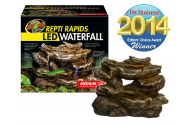 Repti Rapids LED Waterfall Rock style M