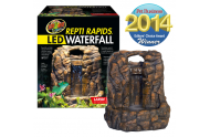 Repti Rapids LED Waterfall Rock style L