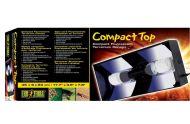 Exo Terra compact top til 2 pærer