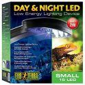 Exo Terra Day & Night LED Lampe S, 15 LED