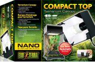 Exo Terra Compact Top NANO til 1 pære