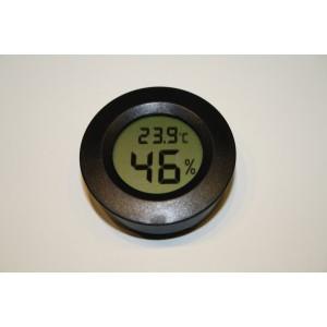 Rundt termo-/hygrometer