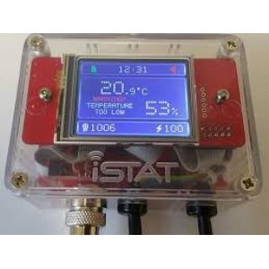 iSTAT Pulse Plus Termostat Klar