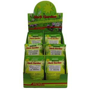 """Lucky Reptile Herb garden """"urte mix"""""""