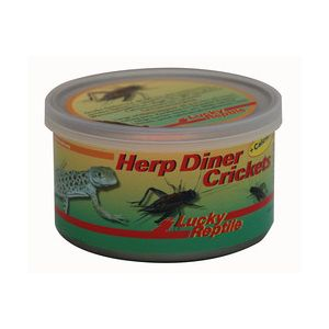 Lucky Reptile Herp Diner, Crickets 35g