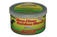 Lucky Reptile Herp Diner, Bamboo Worms 35g