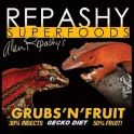 Grubs N Fruit Gecko Diet 340g