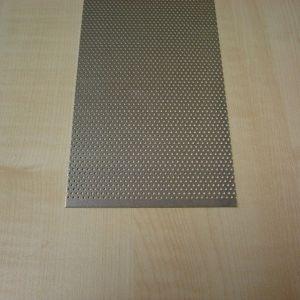Alu. udluftningsgitter 100x16,7 cm