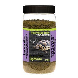 Komodo Tortoise Diet Salad Mix 340g