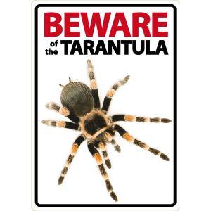 Beware sign: Fugleeddekop