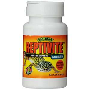 ZooMed Reptivite uden D3 57 g.