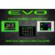 MICROclimate EVO Termostat med Touch Grøn