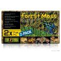Exo terra FOREST MOSS 2x7 L. pakke