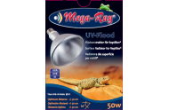 Mega-ray 50W HID flood pære