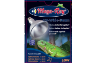 Mega-ray 50W HID wide beam pære