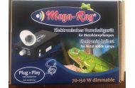 Mega-Ray Multi ballast 70-100-150w
