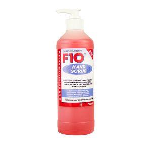 F10 Hand Scrub 500 ml.