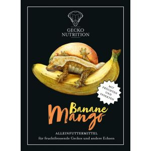 Gecko Nutrition Banan/Mango 50 g.