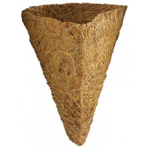 Kokos hængepotte Large