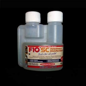 F10 Veterinary Disinfectant 100 ml