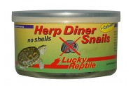 "Lucky Reptile Herp Diner, Snails ""no shell"" 35g"